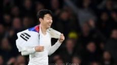 """토트넘 """"손흥민 1월13일 맨유전까지 투입 후 아시안컵 출전"""""""