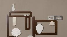 [지상갤러리] 신동원, inside-scene #24, porcelain, birch plywood, wood stain, 262×186cm, 2017