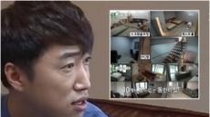 """'미우새' 장동민, 방10개·3층 대저택 공개…""""청소만 15시간"""""""