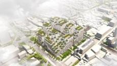 코오롱글로벌, 세운4구역 정비사업 공사도급 계약
