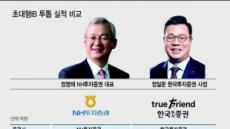 """정영채""""5년내""""vs 정일문""""당장""""…오묘한 '1조 경쟁'"""