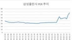 '아기상어' 삼성출판사...증시선 '식인상어' 되나