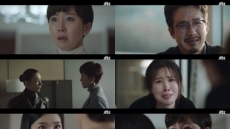 'SKY 캐슬' 김서형의 덫에서 빠져나오지 못하는 염정아