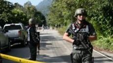 태국 불교 사원서 총격, 승려 2명 사망…무슬림 반군 소행 추정