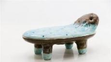 [지상갤러리] 이헌정, Day bed, Glazed Ceramic