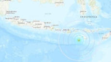 인니 숨바섬 남쪽 해상서 하루 새 6.0대 강진 세 차례
