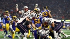 싱거웠던 슈퍼볼 결승…뉴잉글랜드 통산 6번째 우승