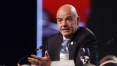 인판티노, FIFA 회장 연임 유력…선거 단독 입후보