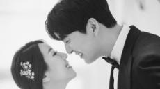 이필모·서수연 결혼식…축하 릴레이