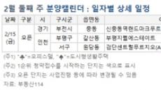 설 연휴 끝 움직이는 분양시장…경기·인천서 기지개