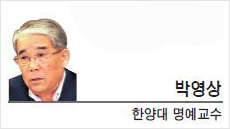 [문화스포츠 칼럼-박영상 한양대 명예교수] 손혜원 의원 사건을 보면서…