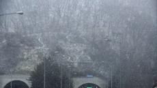 화요일 출근길 서울에 큰 눈 가능성…예상 적설량 2∼7㎝