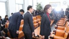 여야3당 포위 공격 vs 한국당 '5ㆍ18위원 재추천' 버티기