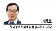 [CEO 칼럼-이병호 한국농수산식품유통공사(aT) 사장] '新북방'으로 가는 길