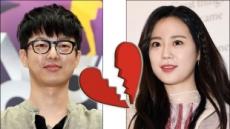 """하현우-허영지 """"며칠 전 결별""""…공개 연애 1년 만에 선후배 사이로"""