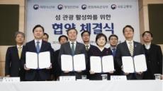 '3300개 섬 관광 활성화' 위해 4개부처 손잡았다