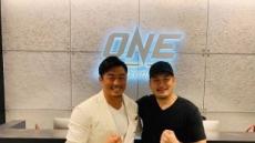 """추성훈 """"원챔피언십 챔프 도전""""…은퇴를 거부한 44세"""