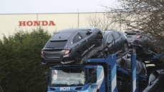 """브렉시트 D-40, 혼다 """"英 공장폐쇄""""…美 관세위협 겹쳐 유럽車산업 '위기감'"""