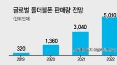 삼성 폴더블폰 출시 임박…스마트폰 부품주 '예열' 완료