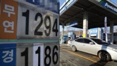 """""""기름값 올라 자동차 덜 탔다""""…작년 차량 한대당 휘발유 소비량, 12년만에 최저치"""
