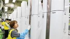 [포토뉴스] LG전자 '4계절 에어컨' 생산 풀가동