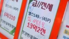 """""""전세 계약기간 학년제도 맞춰 2년→3년 확대를"""""""