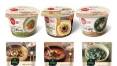 CJ제일제당 햇반컵반·비비고 국물요리, 1000억 브랜드 등극