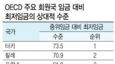 """공 넘겨받는 국회…""""최저임금 차등적용 타당"""""""