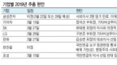 [3월은 정기주주총회 시즌…미리 본 '주총'] 올 기업 풍향계 '결정의 시간' 다가온다
