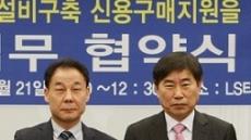 """자본재공제조합-LS엠트론 """"뿌리기업 설비투자 활성화"""""""
