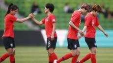 윤덕여호, 뉴질랜드전 2:0완승.. 2승1패로 대회 마무리