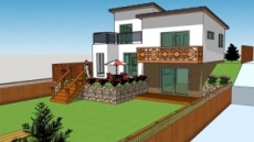 개성있는 목구조와 친환경 설계로 주목받는 전원주택단지 '양평 라비누벨' 2차분양 시작