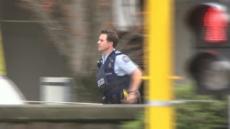 뉴질랜드 이슬람 사원에서 총기 난사…희생자 다수 발생