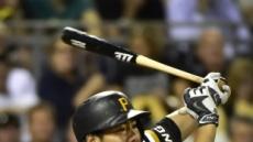 강정호 '안타는 전부 홈런?'…탬파베이전서 시범경기 5호포