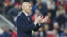 돌아온 지단…레알 마드리드 감독 복귀전 승리