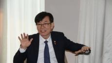"""김상조 """"방통위 판단 존중""""…LGU+ 합병 '청신호'"""
