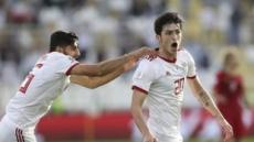 """이란축구협회 """"문신한 선수, 국가 대표 퇴출"""""""