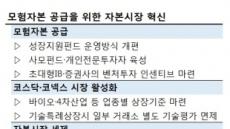 [혁신금융] 초대형IB, 조달한도 확대…NCR도 완화