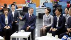 영화 '극한직업' 투자한 企銀에 文대통령이 한 농담