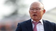 박항서 감독 '불만 폭발'?…공개 석상서 베트남축구협회 비판