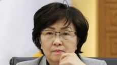 검찰, '환경부 블랙리스트' 김은경 前장관 구속영장 청구…25일 결정
