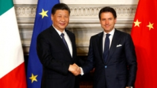 中  '일대일로'  G7 국가중 하나인 이탈리아까지 참여시켜
