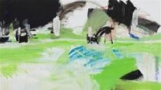 [지상갤러리] 유현경, 이동 oil on linen 141×219cm 2014