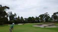 [백상현의 세계 100대 골프여행 - 멜버른 더 메트로폴리탄 골프클럽]벙커 103개…면도날 벙커 엣지 '명물' 사라센 1936년 호주오픈 우승 '그 곳'