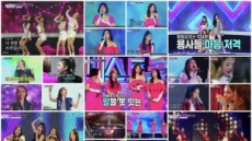 '미스트롯' 전국 시청률 11.9% 돌파, 종편 예능 신기록 다시 경신