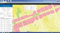 서울 부동산 가격, '지도 위 클릭'으로 한눈에 본다
