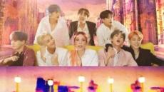 방탄소년단, '작은 것들을 위한 시' 스포티파이 '글로벌 톱 200' 4위..신보 전곡 차트 진입 신기록