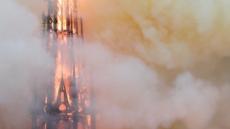 """[노트르담 화재]856년史 '프랑스 그 자체'…위고 """"과학ㆍ예술사 한 페이지"""""""