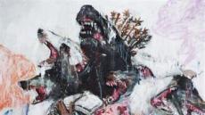[지상갤러리] 망명자들.1, Mixed media on Canvas, 116.8×91 cm, 2019