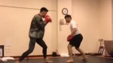 [동영상]UFC 페더급 최승우, 러시아 현지 훈련 현장
